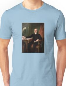 President John Quincy Adams Painting Unisex T-Shirt
