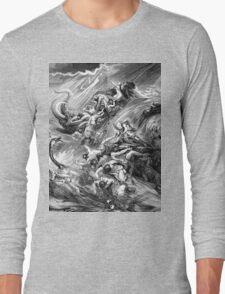 The flood Long Sleeve T-Shirt