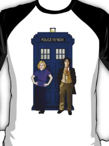 The 8th Doctor and Charley T-Shirt