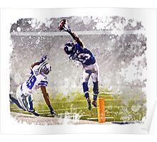 Odell Beckham Jr Catch Poster