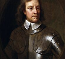 Oliver Cromwell Painting by warishellstore