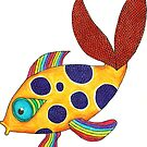 Rainbow Fish by Persephoni