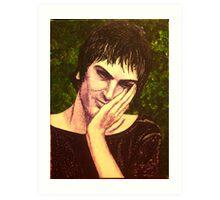 Syd Barrett - Garden Art Print