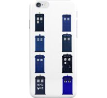 Doctor Who - The TARDIS iPhone Case/Skin