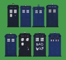 Doctor Who - The TARDIS Kids Clothes