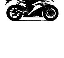 Yamaha YZF-R6 by garts