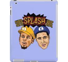 Splash Brothers iPad Case/Skin