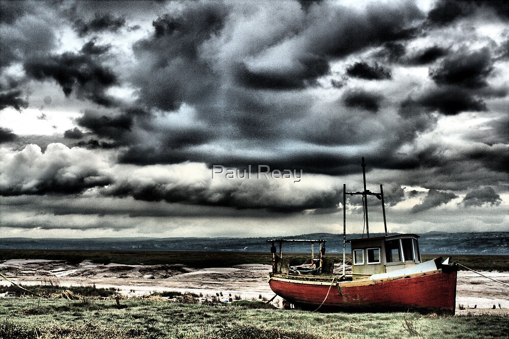 Grounded by Paul Reay