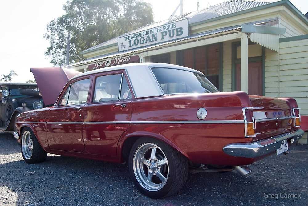 Sole Holden by Greg Carrick