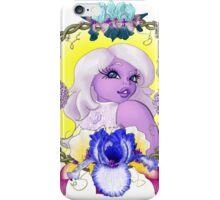 Amethyst Floral iPhone Case/Skin