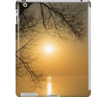 Framing the Golden Sun iPad Case/Skin