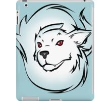 Ghost Wolf iPad Case/Skin