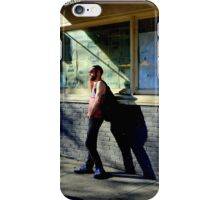 A Shady Past iPhone Case/Skin