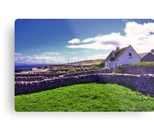 A day in Inis Oirr! Metal Print