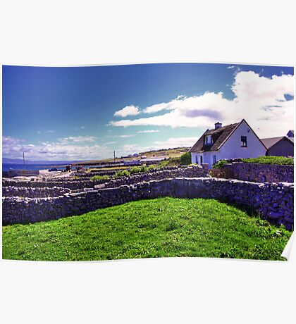 A day in Inis Oirr! Poster