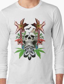 DMT Skull Long Sleeve T-Shirt