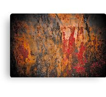 Regrets assumed Canvas Print