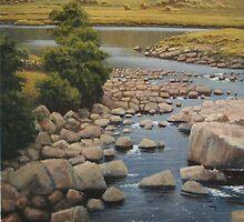 irish landscape by Alan Kenny