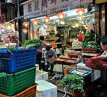 Street market by franchetti