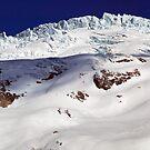 Glacier Du  Tour by John Gaffen