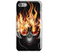 Skull Design T-Shirt iPhone Case/Skin