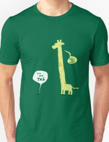 Tall and Small T-Shirt