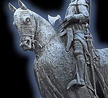 Robert the Bruce Monument, Bannockburn, Scotland, UK by simpsonvisuals