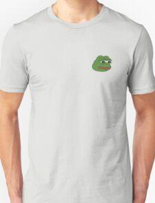 SAD FROG MEME - PEPE THE FROG T-Shirt