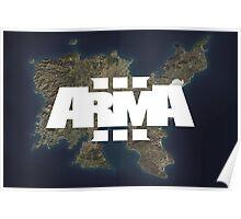 Arma 3 Altis Life Poster