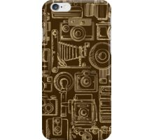 Paparazzi Beige iPhone Case/Skin