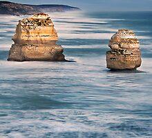 12 Apostles,Great Ocean Road,Australia. by Darryl Fowler