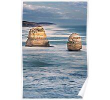 12 Apostles,Great Ocean Road,Australia. Poster