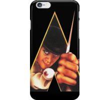 Clockwork Orange Stanley Kubrick iPhone Case/Skin