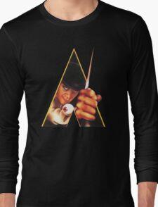 Clockwork Orange Stanley Kubrick Long Sleeve T-Shirt