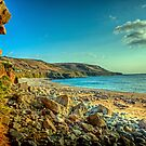 Clonque Bay - Alderny by NeilAlderney