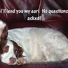 Lending An Ear by sarnia2