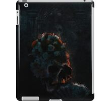 Gothic Skull in Cathedral iPad Case/Skin
