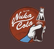 Enjoy your time with Nuka Cola! - Fallout  by EffiDeffi