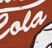 Enjoy your time with Nuka Cola! - Fallout  Sticker