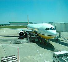 airplane by bayu harsa