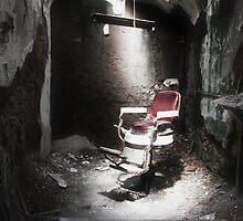The Barber Shop by Jennifer Loring