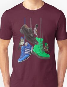 Shoe House Variation T-Shirt