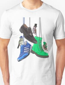 Shoe House Variation T-Shirt