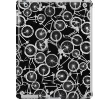 Pile of Grey Bicycles iPad Case/Skin