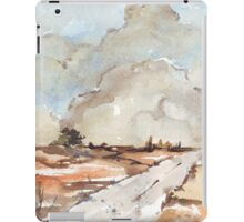 Still in Winter mode iPad Case/Skin