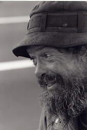 One of Many Homeless, But One of a Kind....Rusty - Torrance, Ca by Tamara  Meek