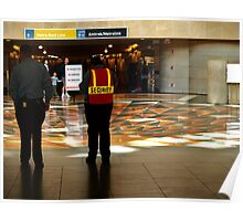 Security Guards Poster