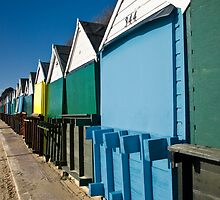 Bournemouth Beach by Fabio Catapane