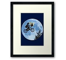 Electric Ride Framed Print