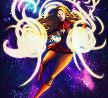 Cosmic Light by lyfaye